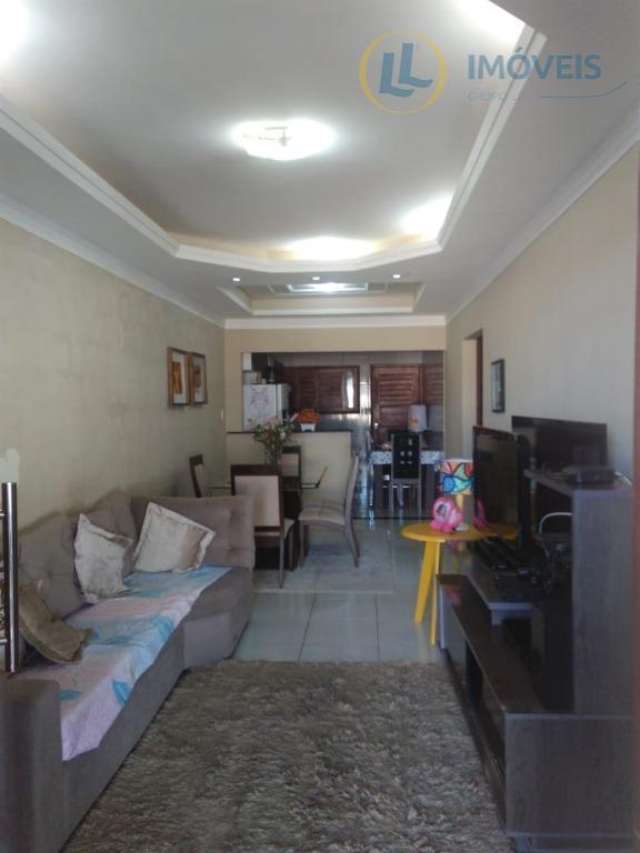 Casa residencial à venda, Bela Vista, Parnamirim.