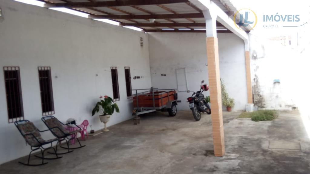 Casa com 4 dormitórios à venda, 175 m² por R$ 229.999 - Pitimbu - Natal/RN