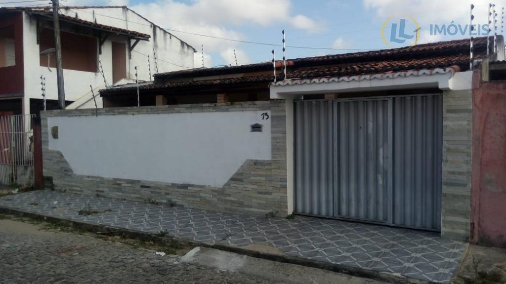 Casa com 3 dormitórios à venda, 140 m² por R$ 185.000 - Rosa dos Ventos - Parnamirim/RN