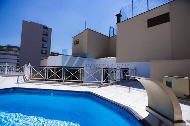 Cobertura residencial para locação na Vila Nova Conceição