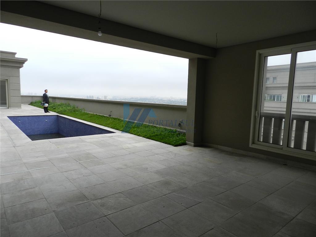 Cobertura residencial à venda, Jardim Europa, São Paulo.
