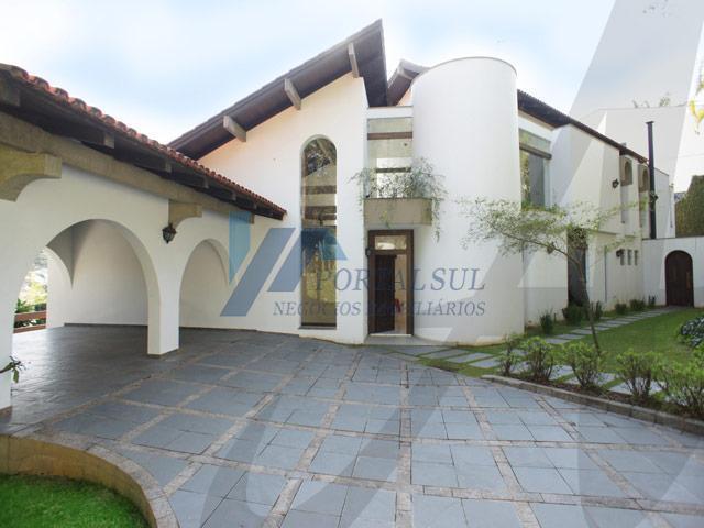 espetacular residência localizada no morumbi, próximo ao hospital são luis e da avenida morumbi. são 597m²...