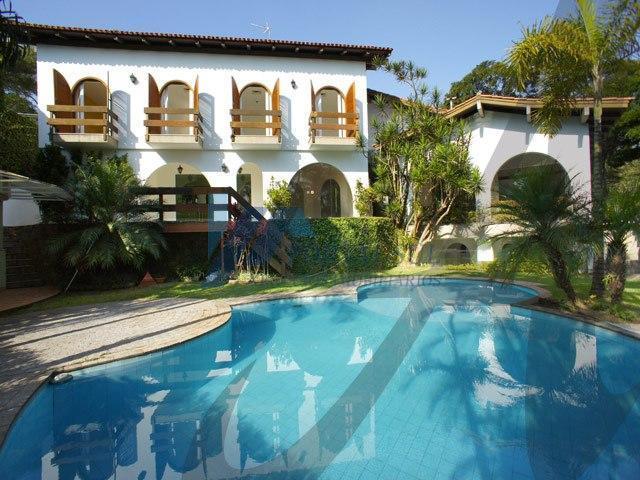 Casa à venda, Morumbi 597m² e 8 vagas