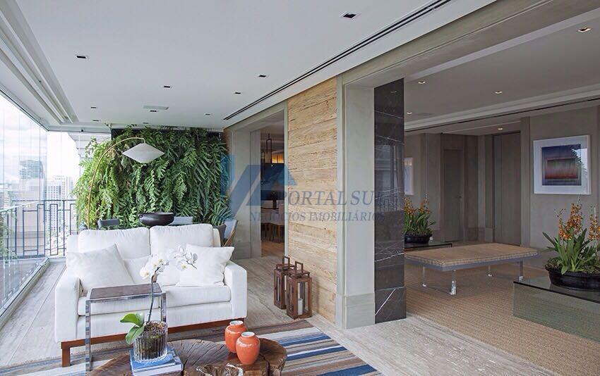 Oportunidade!!! Magnífico apartamento a venda no condomínio Parque cidade Jardim