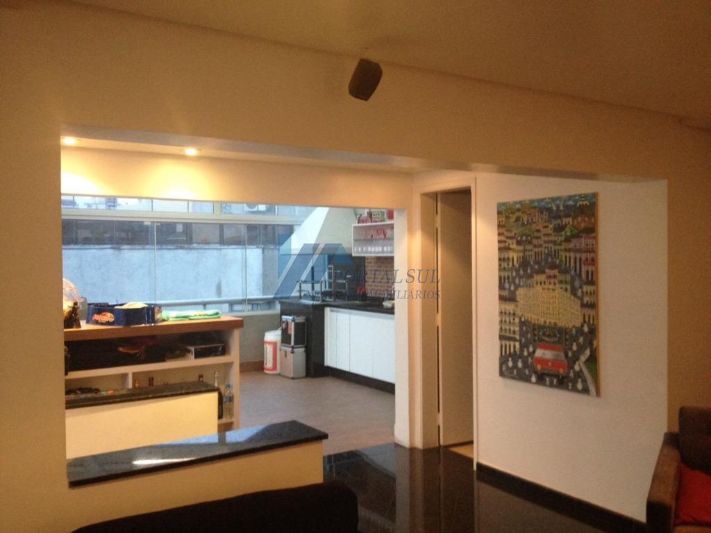 Magnífica Cobertura Duplex em Moema, 3 dormitórios e 3 vagas