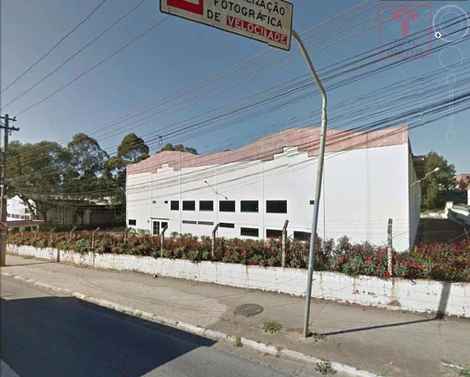 Galpão para Transporte / Indústria - para locação, Bonsucesso, Guarulhos.