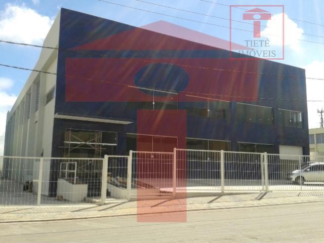 Galpão Industrial em Condominio para locação, Bonsucesso - Guarulhos.