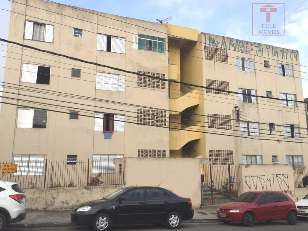 Apartamento Residencial à venda, Vila Maricy, Guarulhos.