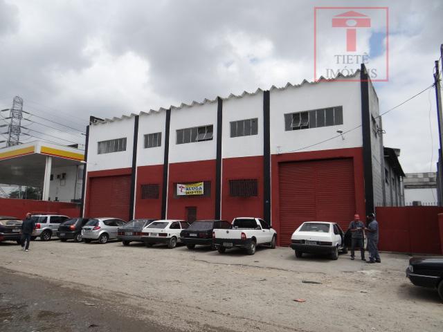 Galpão industrial para locação, Cidade Industrial Satélite de São Paulo, Guarulhos.