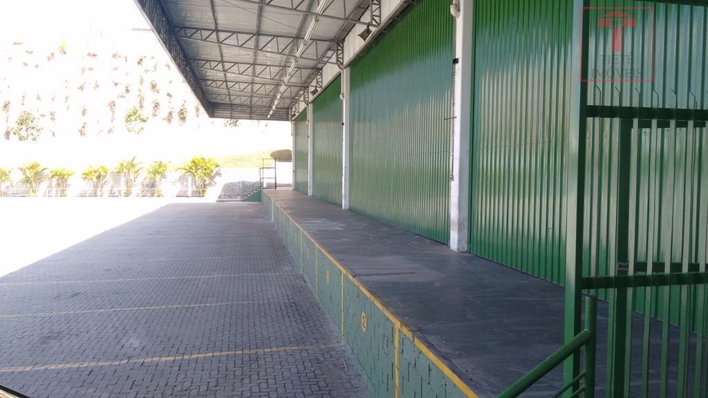 Galpão industrial para locação, Cidade Aracilia, Guarulhos.