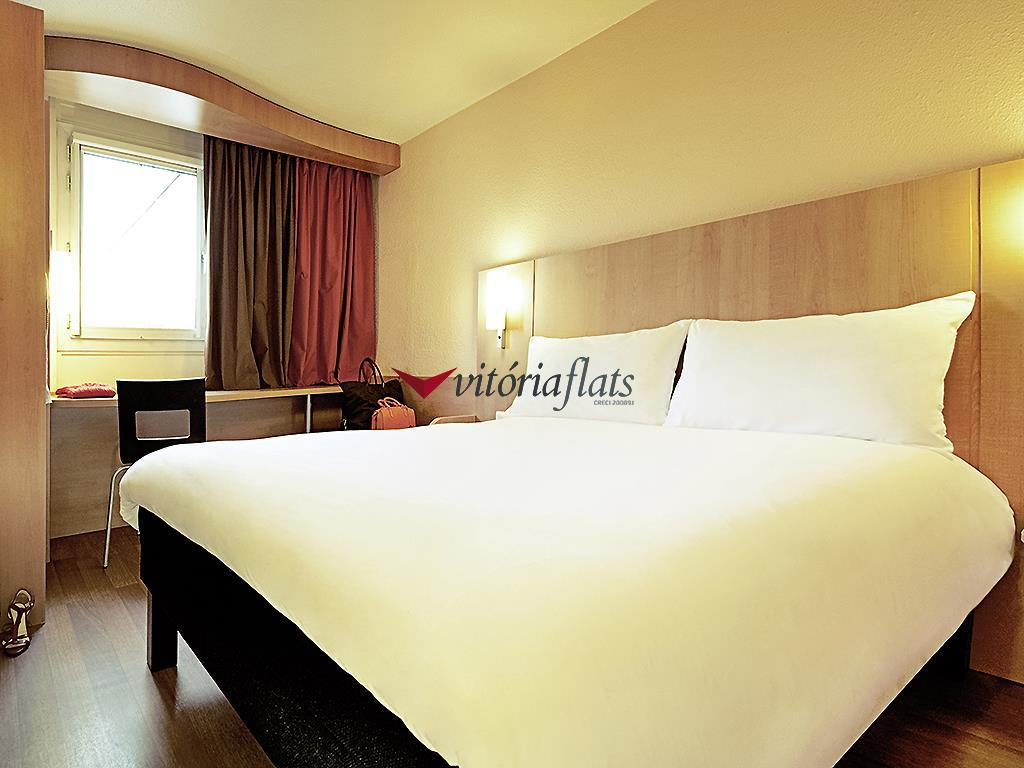 Flat 100% Hotel, disponível para investimento na Av. Paulista