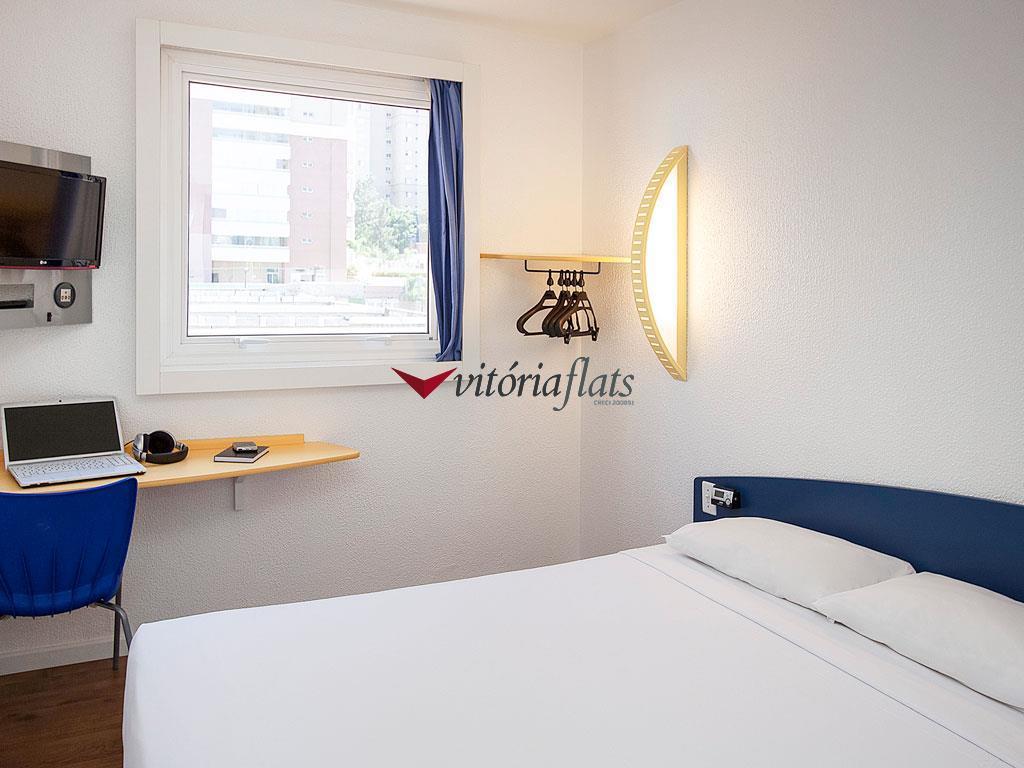 Quarto de hotel disponível para venda no Morumbi