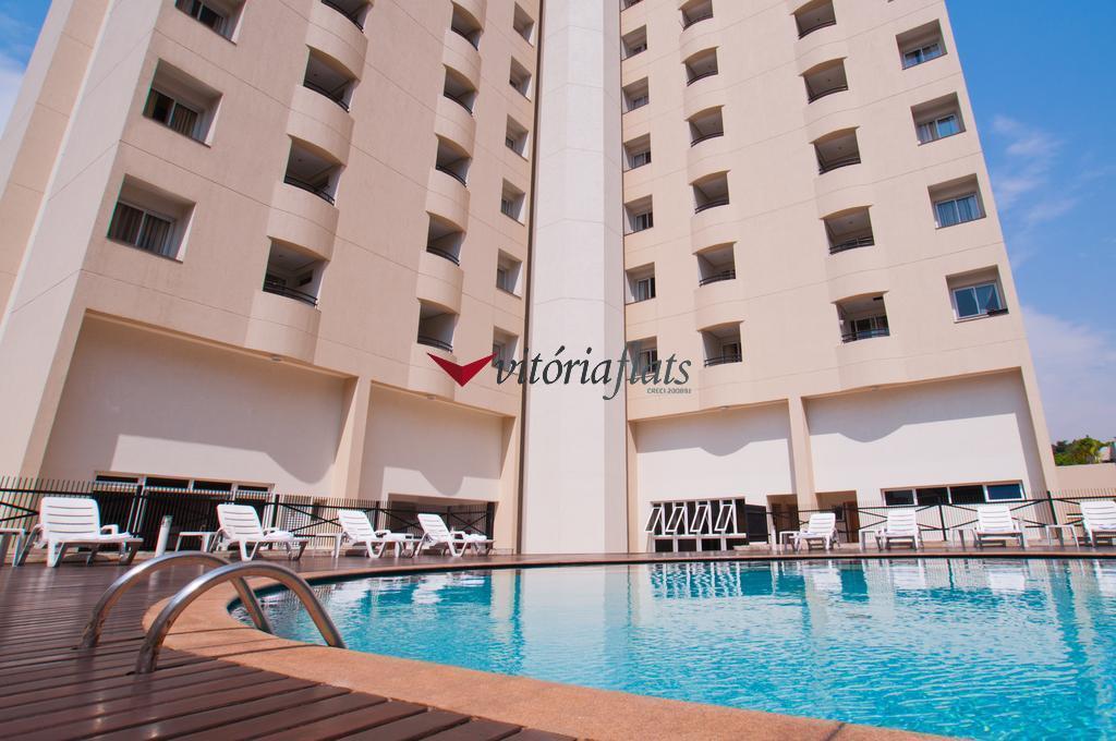 Flat no Pool disponível para investimento em Santo André