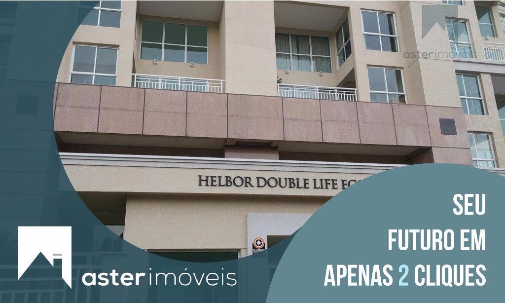 Helbor Double Life Ecoville - Apartamento à venda - Mossunguê