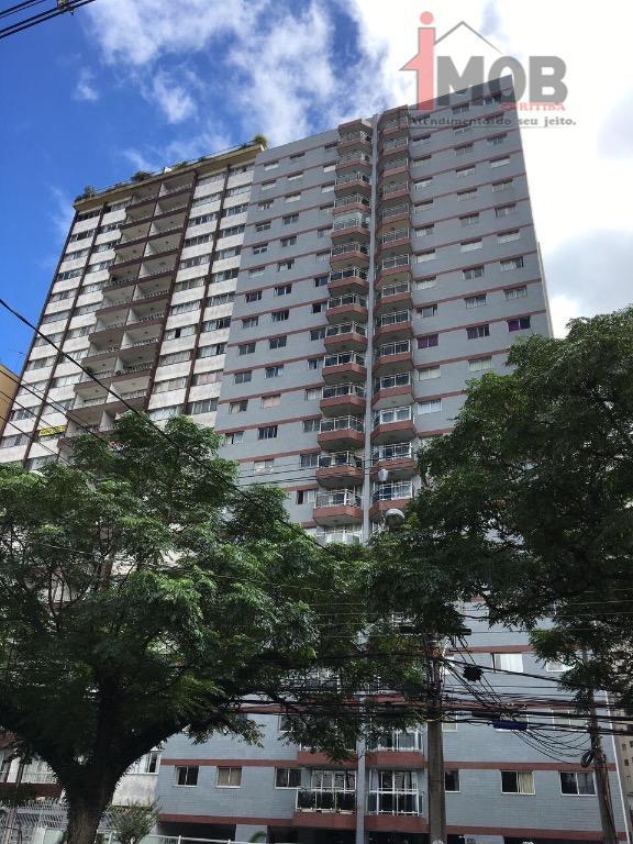 Apartamento residencial à venda, Batel, Curitiba.