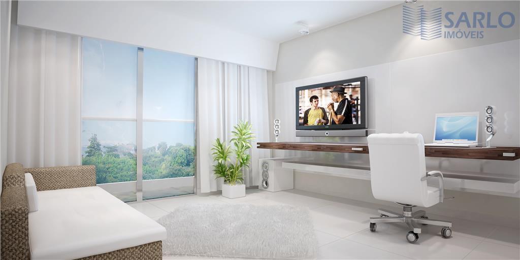 Apartamento em construção de 3 quartos, suíte, 92m² - Jardim Camburi