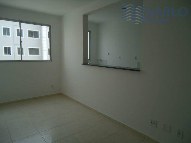 Apartamento residencial à venda, José de Anchieta II, Serra.