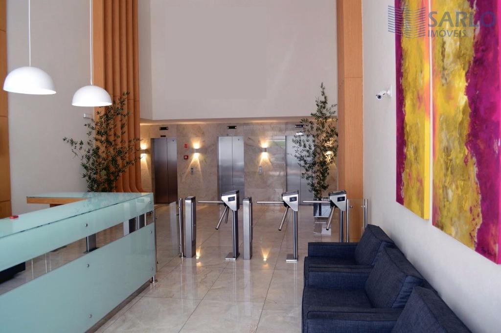 andar corporativo montado, com salas com 305 m², 15 salas privativas, 03 banheiros, 01 copa, 04...