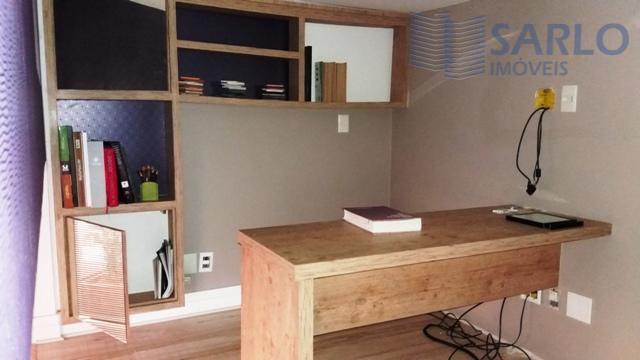 Loja mobiliada em Santa Lúcia para locação com vaga de garagem