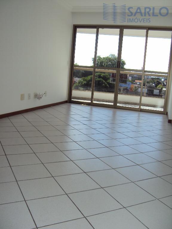 Apartamento de 2 quartos, suíte, varanda, 2 vagas Praia do Canto