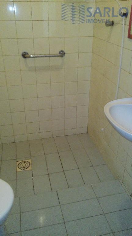 Térreo - Banheiro de serviço