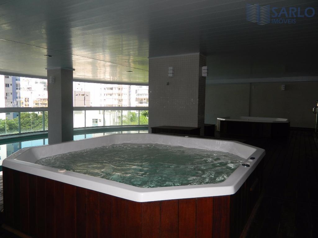 Enorme apartamento de 4 quartos no Barro Vermelho, Vitória