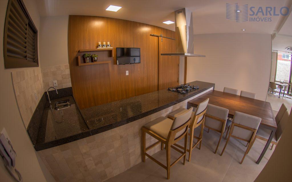 Apartamento 4 quartos, suíte, vaga de garagem, lazer completo, Jardim Camburi, Vitória.