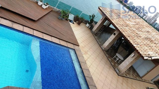 cinematográfica casa na ilha do frade com ampla vista para o alto mar, 1.400 m2 de...