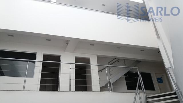 andar corporativo com 182,71 de *área construída, possuindo 10 salas em excelente prédio de 03 pavimentos...