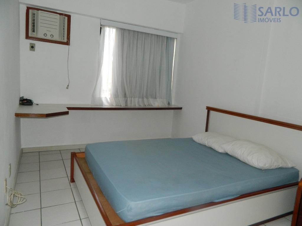 ótimo apartamento mobiliado e decorado, próximo a praia curva da jurema e ao shopping vitória!sala, varanda,...