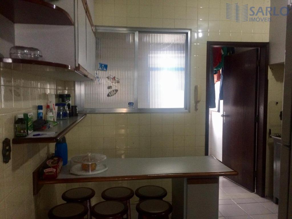 amplo apartamento de 3 quartos, sendo uma suíte, banheiro social e de serviço, sala espaçosa para...