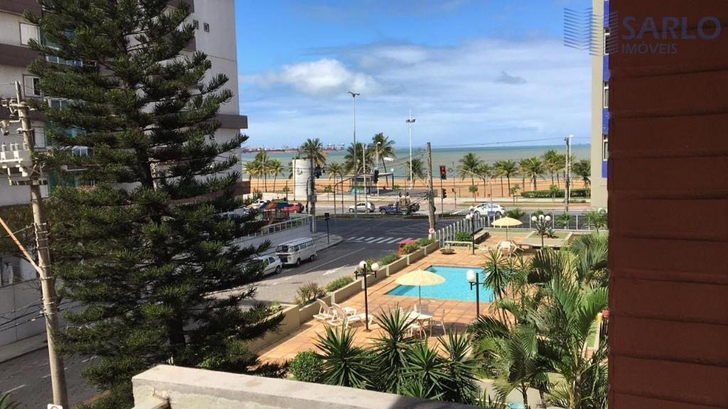 Apartamento com 3 dormitórios à venda, 130 m² por R$ 850.000 - Mata da Praia - Vitória/ES acesso ao clube da Mata da Praia em frente ao mar