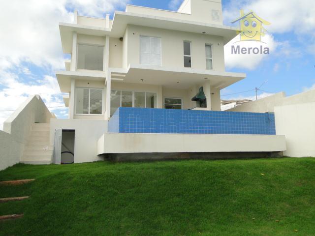 Casa residencial à venda, Condomínio Ville de France, Itatiba.
