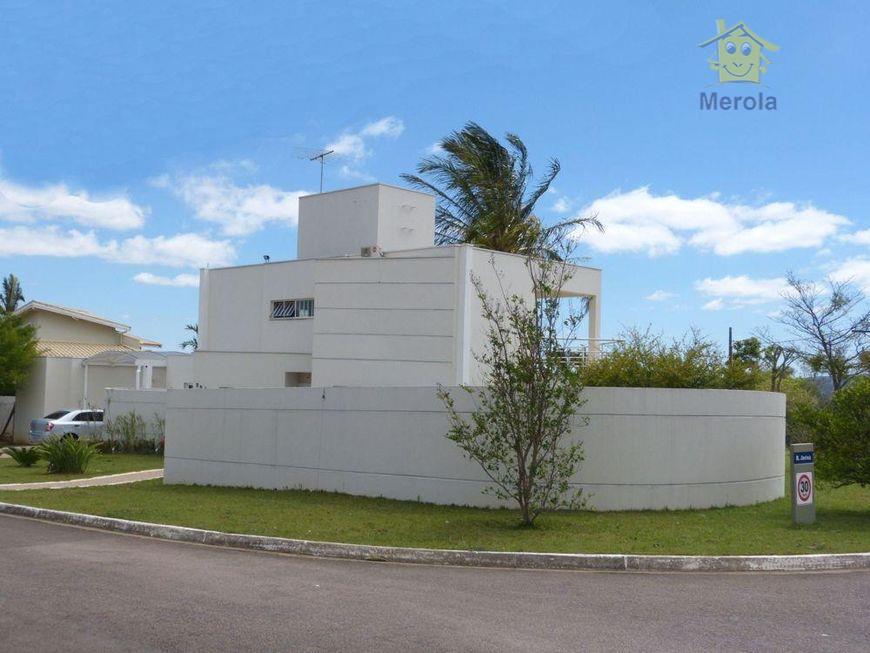 Casa residencial para locação, Condomínio Vista Alegre - Sede, Vinhedo - CA0196.