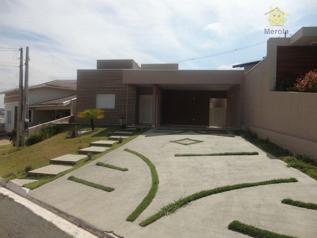 Casa residencial para locação, Condomínio São Miguel, Vinhedo - CA0650.