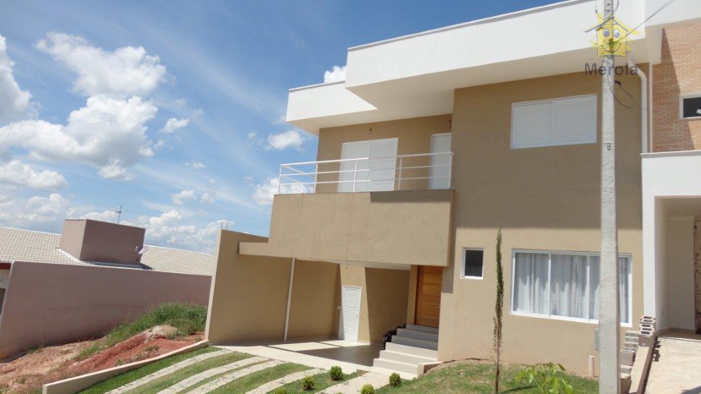 Casa  residencial à venda, Condomínio Villagio di Napoli, Valinhos.