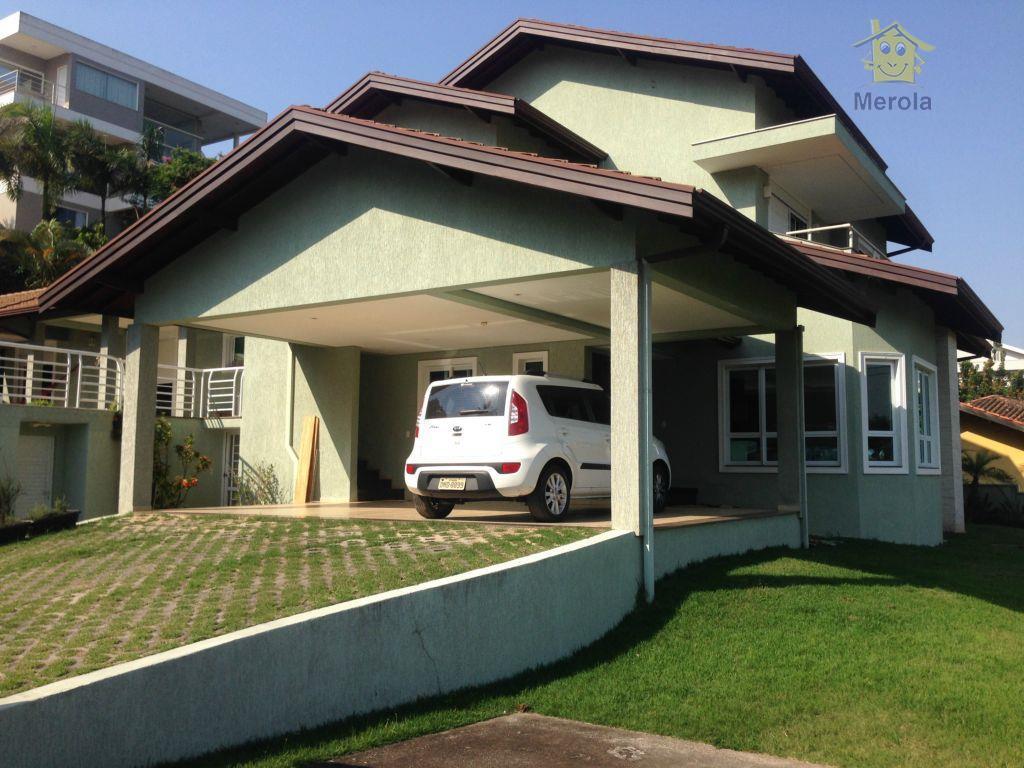 Casa residencial à venda, Condomínio Vista Alegre - Café, Vinhedo - CA0873.