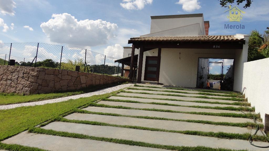 Casa residencial à venda, Condomínio Vila Hípica, Vinhedo.