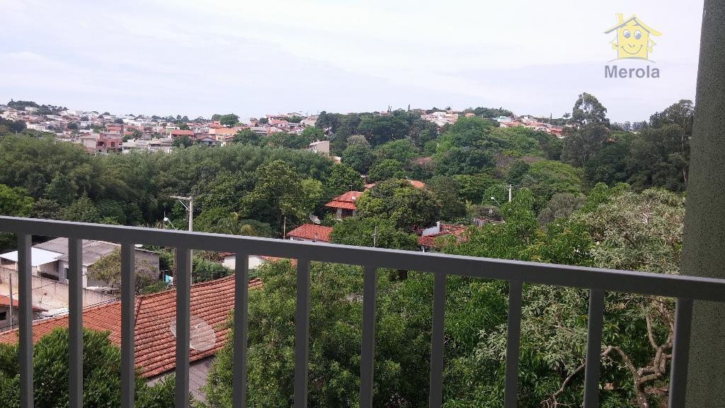 Apartamento residencial para venda e locação, Bairro Santa Claudina, Vinhedo.