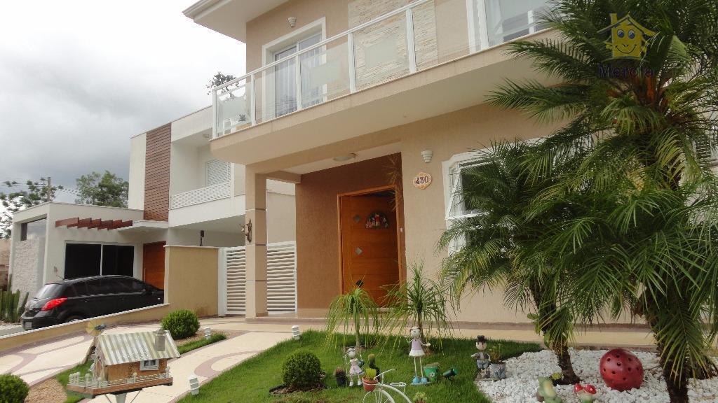 Casa  residencial para locação, Condomínio Reserva dos Vinhedos, Louveira.