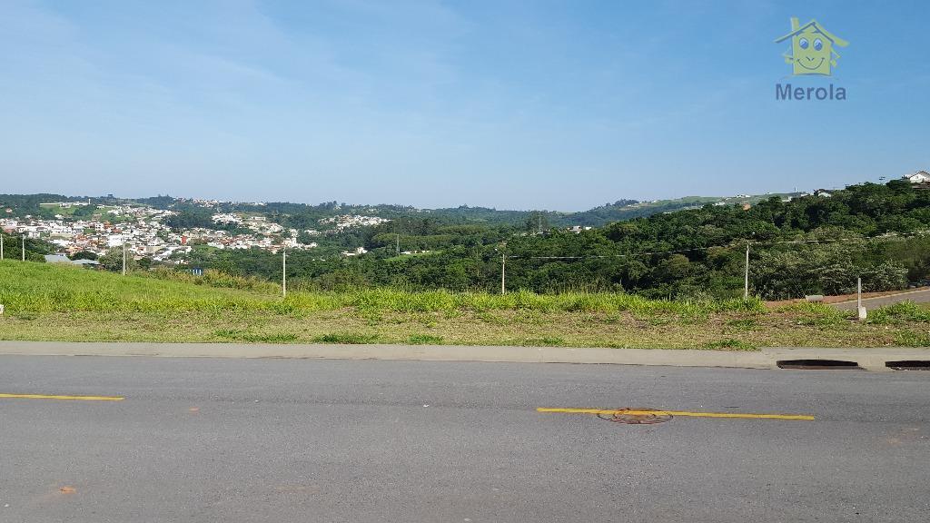 Terreno residencial à venda, Condomínio Santa Isabel II, Louveira - TE0331.