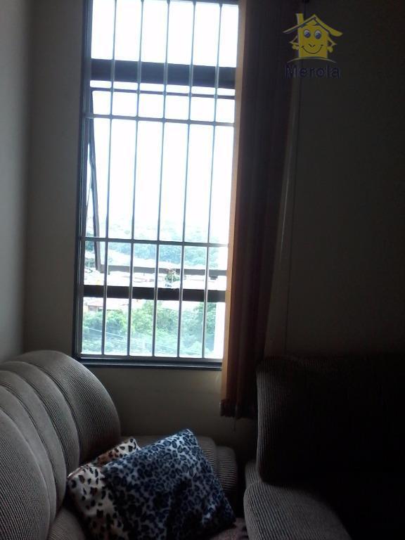 Apartamento  residencial à venda, Parque das Colinas, Valinhos.