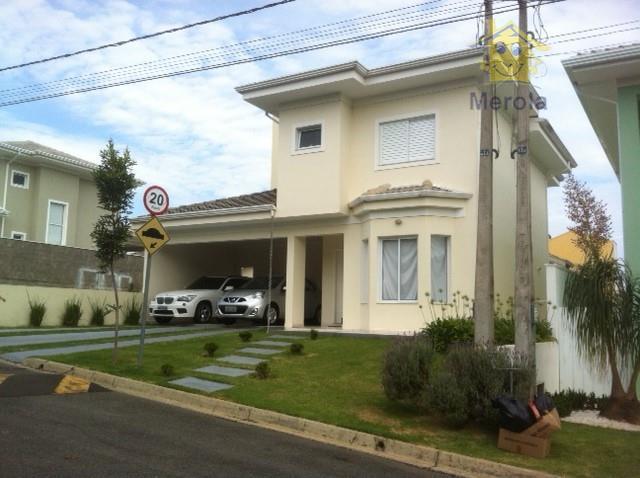 Casa  residencial para locação, Condomínio Jardim das Palmeiras, Vinhedo.