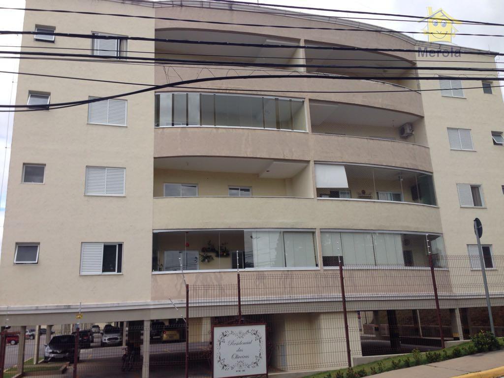 Apartamento residencial para locação, Centro, Vinhedo.