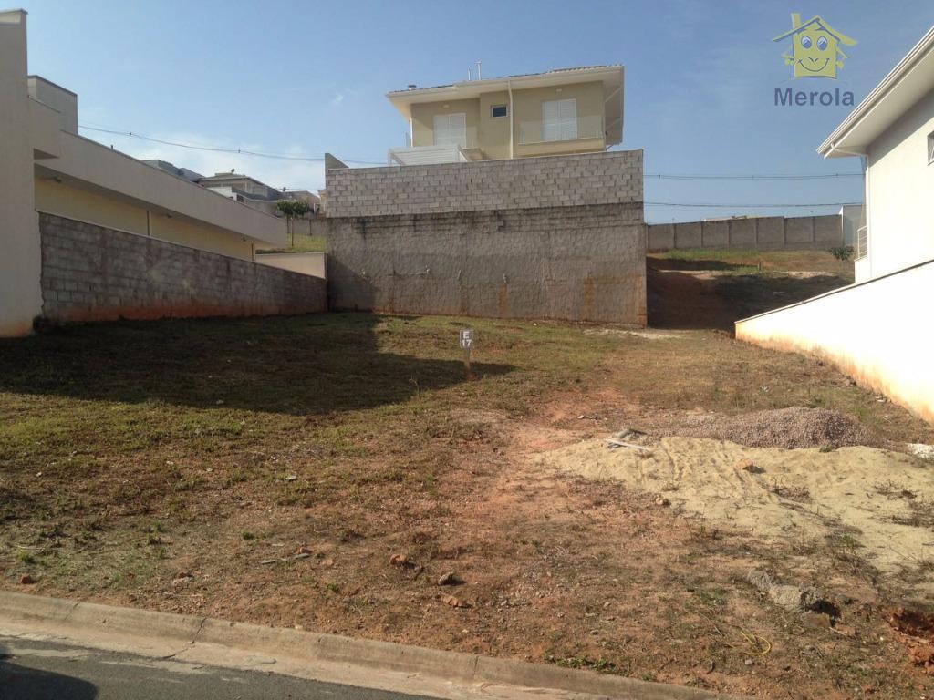 Terreno residencial à venda, Jardim Alto da Colina, Valinhos.