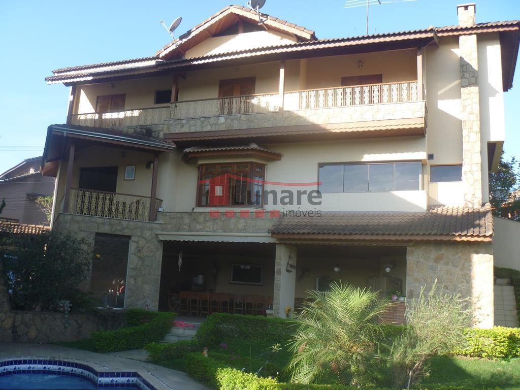Sobrado residencial à venda, Aruã, Mogi das Cruzes - SO0019.