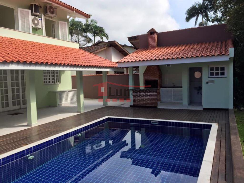 Sobrado residencial à venda, Riviera de São Lourenço, Bertioga - SO0024.