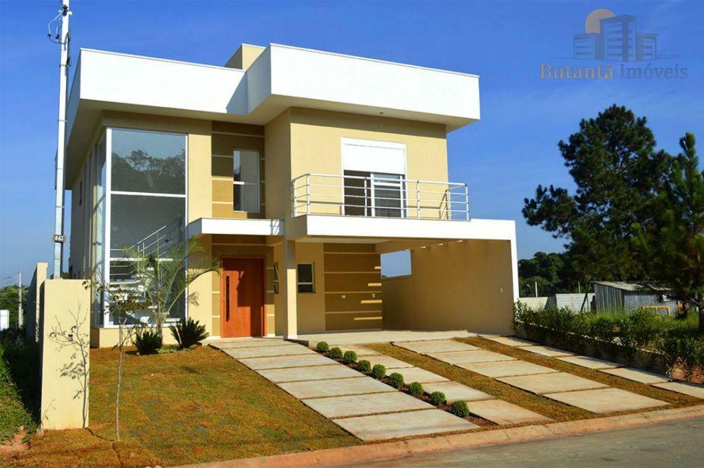 Sobrado residencial à venda, Villa Rica, Vargem Grande Paulista - SO2634.