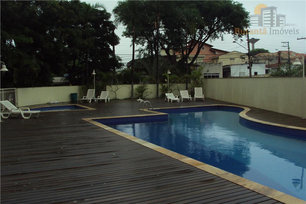 Apartamento residencial à venda, Butantã, São Paulo - AP3157.