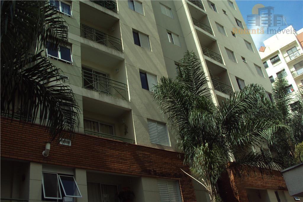 Apartamento residencial à venda, Butantã, São Paulo - AP3172.